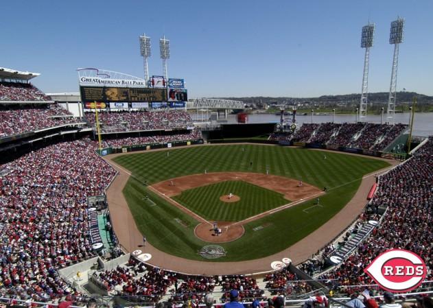 Cincinnati-Reds-Stadium